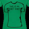 This is my Shirt Shirt - Frauen Premium T-Shirt