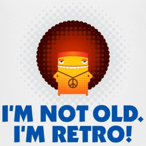 I m not old. I'm retro! Shirts - Kids' Premium T-Shirt