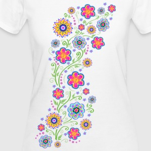 Spring flowers, summer, garden, nature, beautiful T-Shirts - Women's Organic T-shirt