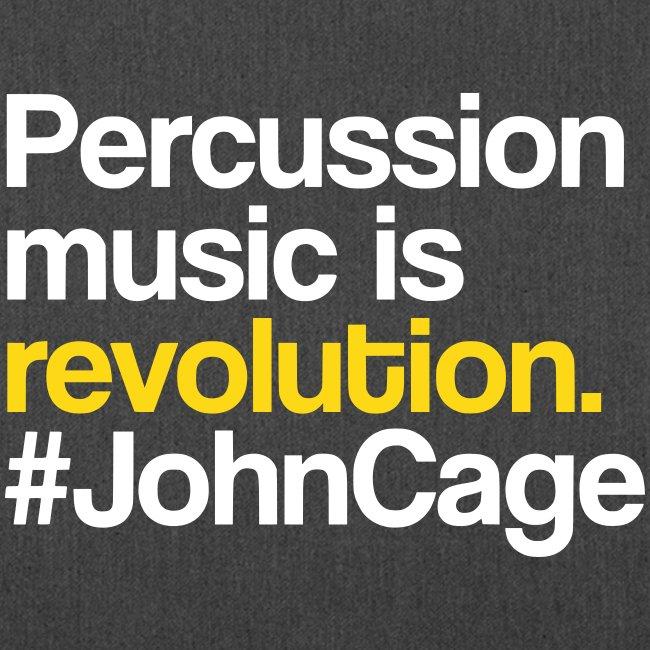 John Cage Tasche