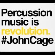 Motiv ~ John Cage - Mousepad