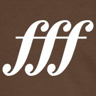 Motiv ~ fff - Fortississimo Shirt (Herren)