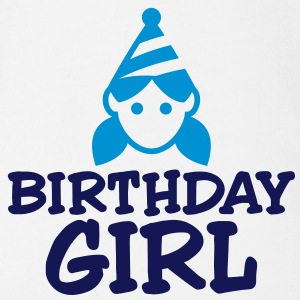 Birthday Girl T-shirts - Ekologisk kortärmad babybody