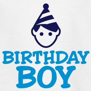 Birthday Boy Shirts - Kids' T-Shirt