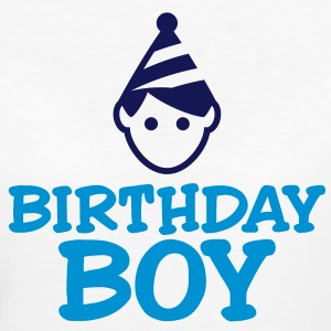 Birthday Boy T-shirts - Ekologisk T-shirt dam