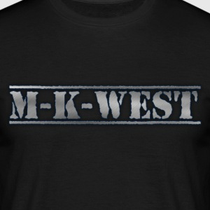 M-K-West Team - Männer T-Shirt