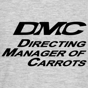 Directing Manager of Carrots  T-Shirts - Männer T-Shirt