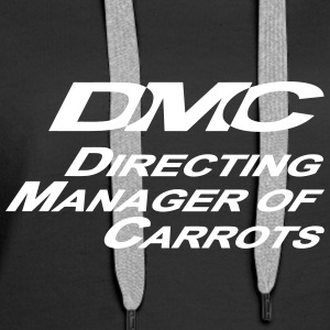 Directing Manager of Carrots  Pullover & Hoodies - Frauen Premium Hoodie