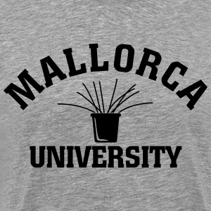 Mallorca Univerity Tee shirts - T-shirt Premium Homme