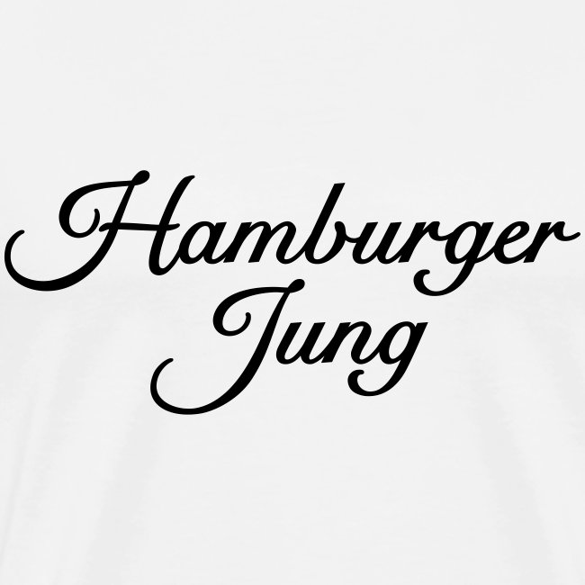 Hamburger Jung Classic S-5XL T-Shirt