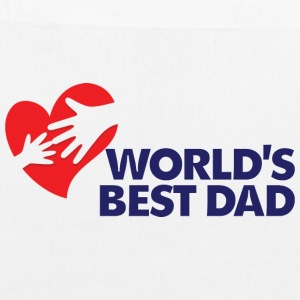 Best Father of the World Bags & Backpacks - EarthPositive Tote Bag