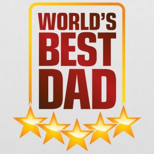 Best Father of the World Bags & Backpacks - Tote Bag