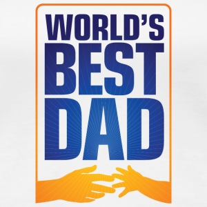 Best Father of the World T-Shirts - Women's Premium T-Shirt