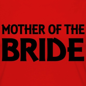 Mother of the Bride Long Sleeve Shirts - Women's Premium Longsleeve Shirt