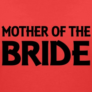 Mother of the Bride T-Shirts - Women's V-Neck T-Shirt