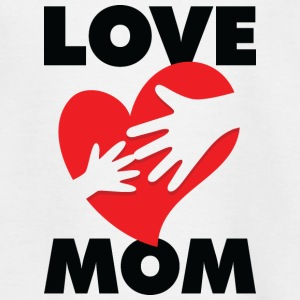 I Love Mommy! Shirts - Teenage T-shirt