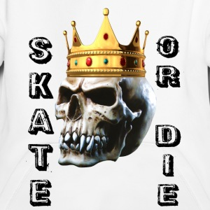 Skully Crown Skate or Die Pullover & Hoodies - Kinder Premium Hoodie
