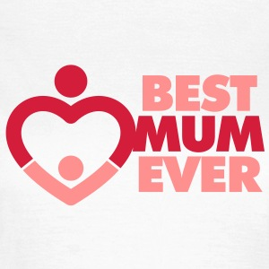 World s Best Mom! T-shirts - Vrouwen T-shirt