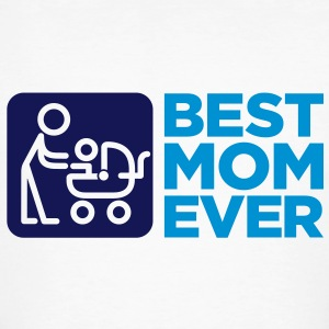 World s Best Mom! T-shirts - Mannen Bio-T-shirt