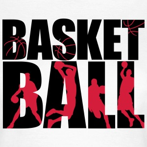 basketball 4_2c T-Shirts - Women's T-Shirt