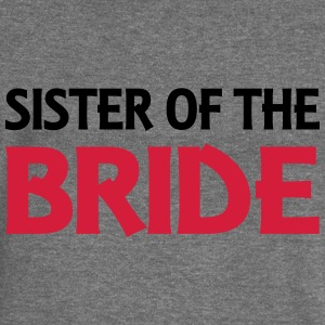 Sister of the Bride Sweat-shirts - Pull Femme col bateau de Bella