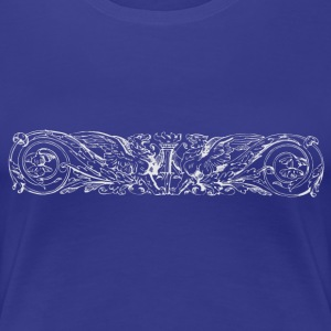 Sphinx - Frauen Premium T-Shirt