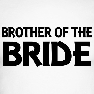 Brother of the Bride Long sleeve shirts - Men's Long Sleeve Baseball T-Shirt