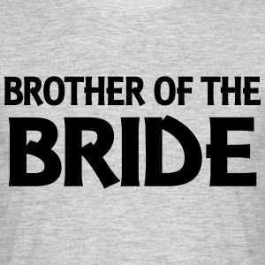 Brother of the Bride T-Shirts - Men's T-Shirt