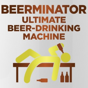 Il Beerminator. Ultimo Drinking Machine! Tazze & Accessori - Borraccia