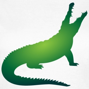 A crocodile T-Shirts - Women's T-Shirt