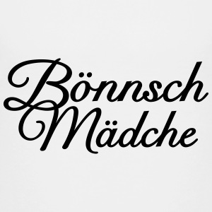 Bönnsch Mädche Bonn Teenager T-Shirt - Teenager Premium T-Shirt