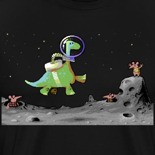 Walking on the Moon 3
