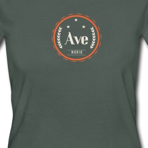 Ave maria T-Shirts - Frauen Bio-T-Shirt
