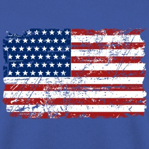 USA Flag - Vintage Look Gensere - Genser for menn
