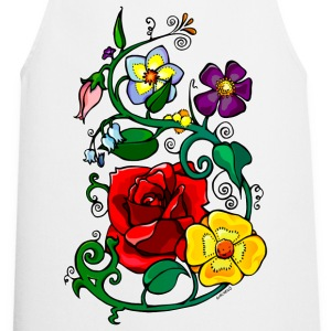 Cooking apron Flowers - Cooking Apron