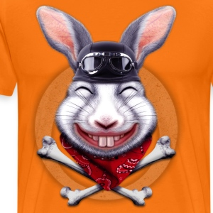 RABBIT RIDER 2 - Men's Premium T-Shirt