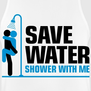 We want to save water, so shower with me! Sports wear - Men's Breathable Tank Top