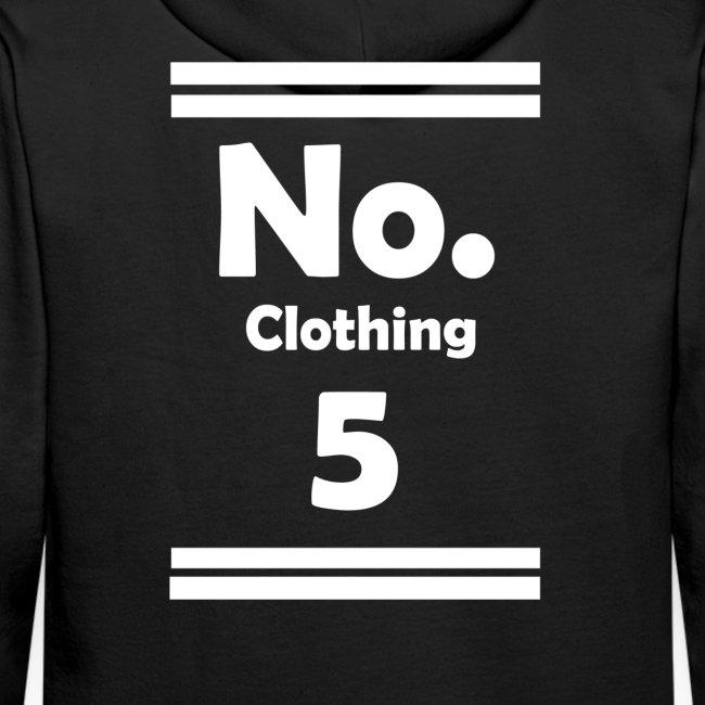 No. 5 Hoodie