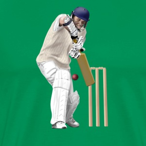 cricket T-shirts - Mannen Premium T-shirt