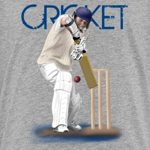 cricket Shirts - Teenager Premium T-shirt