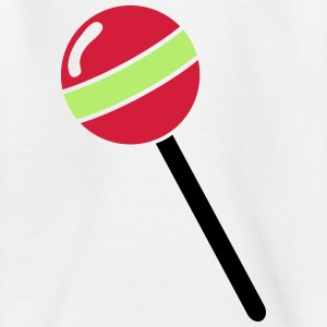 Lutscher, Lolli, Lollipop T-shirts - T-shirt barn