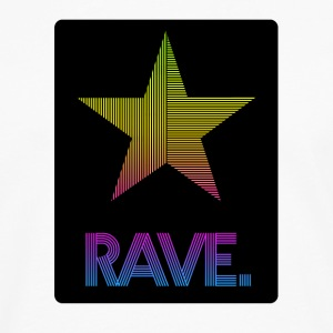 Rave Star - Men's Premium Longsleeve Shirt