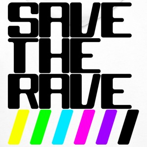 Save the rave - Männer Premium Hoodie