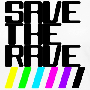 Save the rave - Frauen Premium Langarmshirt
