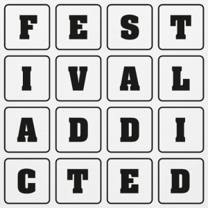 FESTIVAL ADDICTED - Männer Premium Tank Top