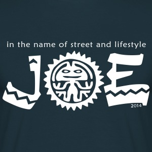 in the name of street and lifestyle - UNIKAT-SHIRT T-Shirts - Männer T-Shirt