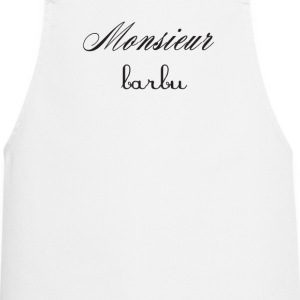 Monsieur Barbu  Aprons - Cooking Apron