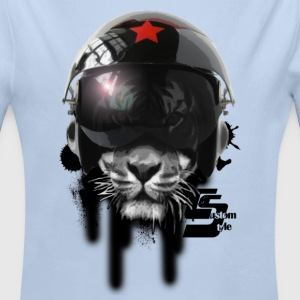 Russian Tiger by CustomStyle - Body bébé bio manches longues