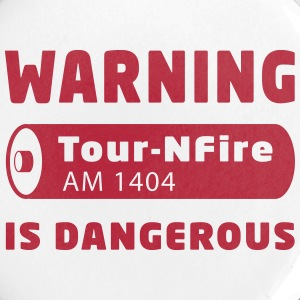 TOUR-NFIRE - Badge grand 56 mm