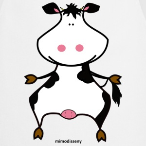Little cow 'mimo'  Aprons - Cooking Apron